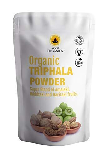 Organic Triphala Powder - 250 Grams
