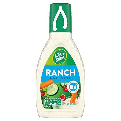 Wishbone - Ranch Dressing - Aderezo de Ensalada Ranch - Producto Americano - 227