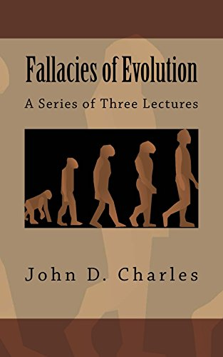 Fallacies of Evolution: A Series of Three Lectures (English Edition)
