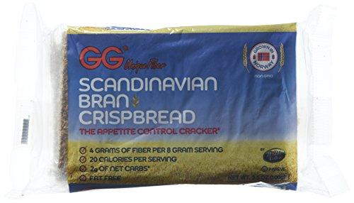 Health Valley Crispbread Gg Bran, 3.5 Ounce, Pack...