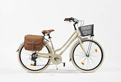 VENICE - I love Italy Cityfahrrad 28 Zoll 605 Aluminium Lady beige