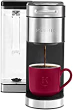 Keurig K-Supreme Plus Coffee Maker, Single Serve K-Cup Pod Coffee Brewer, With MultiStream Technology, 78 Oz Removable Reservoir, and Programmable Settings, Stainless Steel