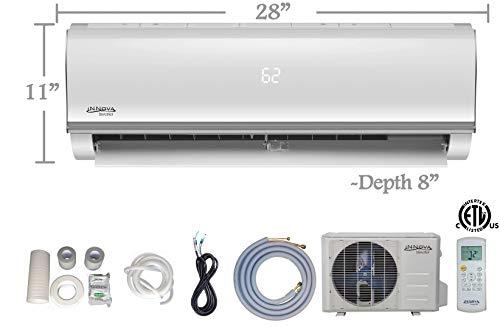 Innova 9,000 BTU Ductless Mini-Split Air Conditioner