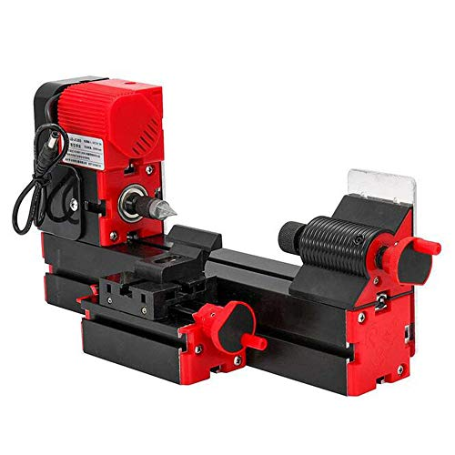 Learn More About MEIJIQI Mini Metal Lathe DIY Power Tools 20000rpm Motorized Processing Metal Lathe ...