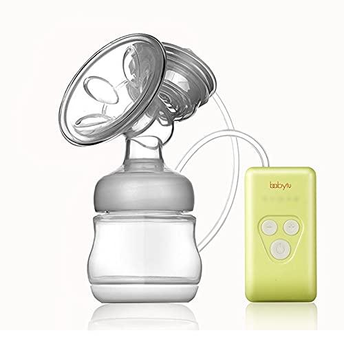 HYFDGV Sacaleches Eléctrico Extractor De Leche Eléctrico Bombas de Lactancia Materna con Lactancia portátil e indoloro para la Lactancia Materna de enfermería Sacaleches Eléctrico
