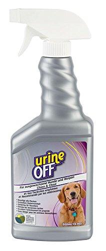 Kerbl 81964 Urine Off Spray nettoyant Anti Odeur et Anti Taches d'urine pour Chien 500 ML