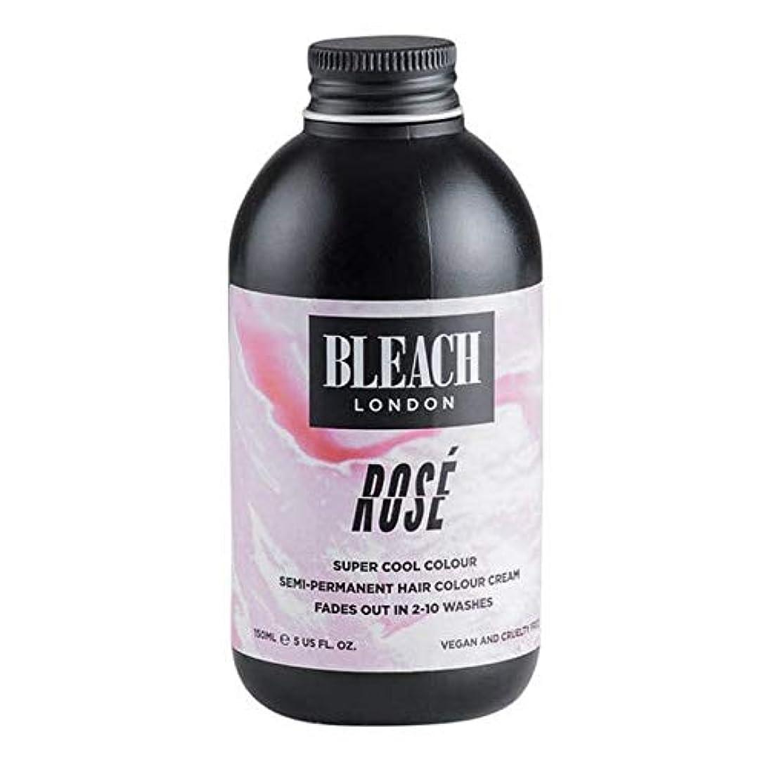 眠っている黒板副[Bleach London ] 漂白ロンドン超クールな色は、003をバラ - Bleach London Super Cool Colour Rose 003 [並行輸入品]