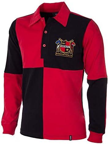 C Sampdoria 1991-92 Away Retro Football Shirt T-Shirt con Colletto da Calcio retr/ò Uomo Copa U