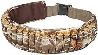 Allen Waterfowl Camo Shotgun Shell Belt, Holds 25 Shells