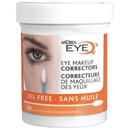 Andrea EyeQs oil free eye makeup corrector sticks - 50 ea
