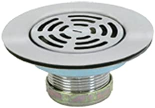 EZ-FLO 30031 Flat Top Strainer with Die-Cast Nut, Stainless Steel
