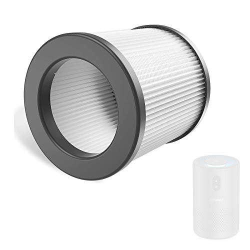 B-D02M Luftreiniger H13 Filter, 3-Stufiges Filtersystem, Vorfilter, HEPA-Filter, Aktivkohlefilter