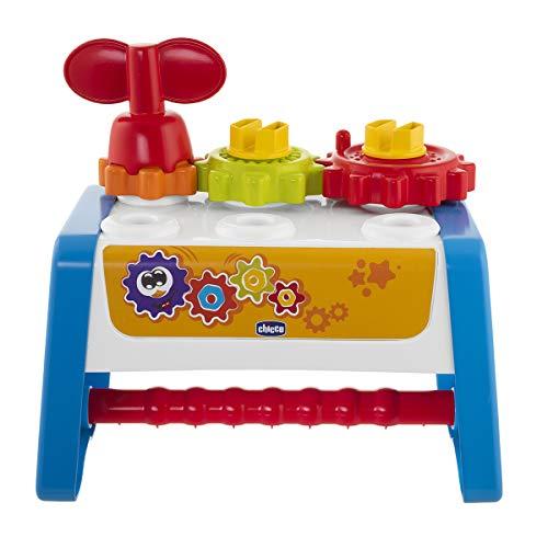 Chicco-2in1 Cassetta Degli attrezzi Juguete bebé, Multicolor (00010062000000) , color/modelo surtido