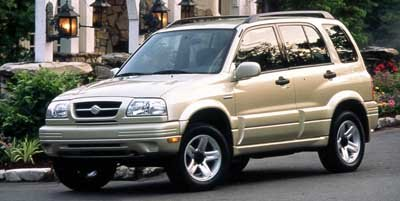 ... 1999 Suzuki Grand Vitara JS, 4-Door Manual Transmission 2-Wheel Drive ...