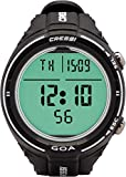 Cressi Sub S.p.A. Goa Ordinateur de Plongée et Horloge Mixte Adulte,...
