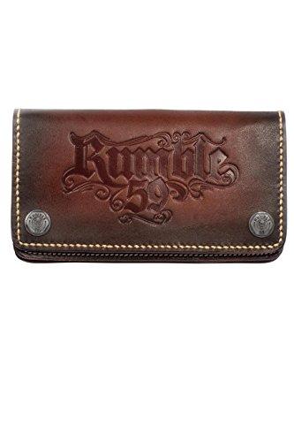Rumble59 - Leder Wallet Sunburst Handmade