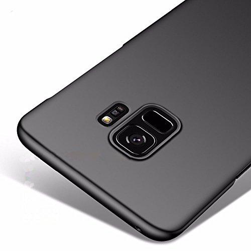 Vooway Nero Ultra Sottile Custodia Cover Case per Samsung Galaxy S9 (5.8') MS70535