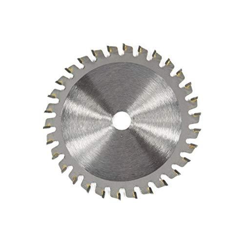 TCT 30 dientes Circular Saw Blade Wheel Discos TCT aleación carpintería multifuncional hoja de sierra para madera metal corte 85x10mm
