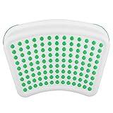 Garosa Paso Taburete Cómodo Antideslizante Paso Seguro para Mejorar La Salud del Colon y Mejorar Los Síntomas de Hemorroides Estreñimiento Hinchazón(Green)
