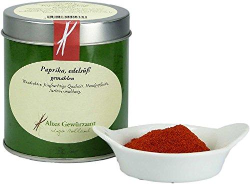 Paprika edelsüß Gewürz Ingo Holland