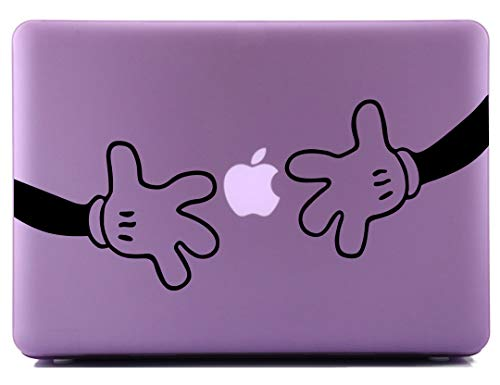 Mickey Hands Macbook Decal Decorative Laptop Skin Decal