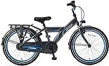 Unbekannt 22 Zoll Kinder Fahrrad Popal Funjet X 22178 ohne Schaltung, Farbe:grau-blau