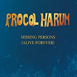 Missing Persons (Alive Forever)