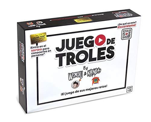 IMC Toys - Juego de Troles (93546)