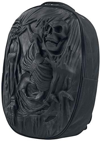 Spiral Death Re-Ripped Rucksack schwarz