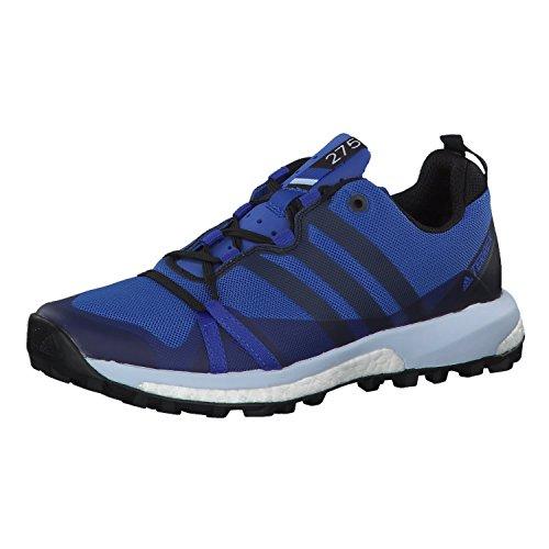 adidas Terrex Agravic W, Scarpe da Trail Running Donna, Blu (Azalre/Negbás/Aeroaz 000), 36 2/3 EU