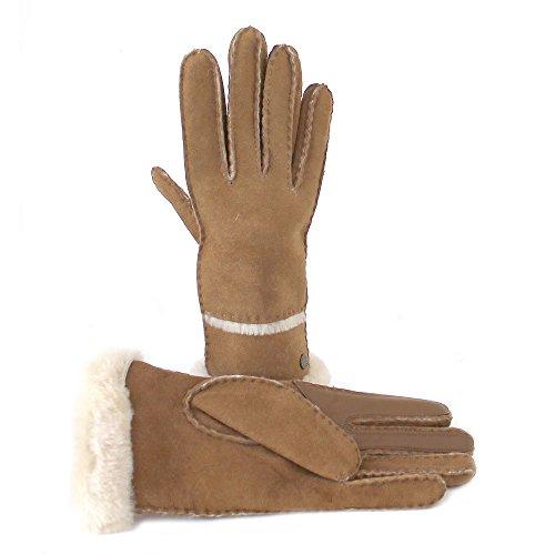 Guantes de Piel Sheepskin Touch by UGG guantesguantes de piel (M - beige)