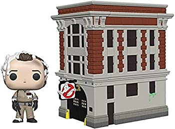 Funko Pop! Town: Ghostbusters Peter with House