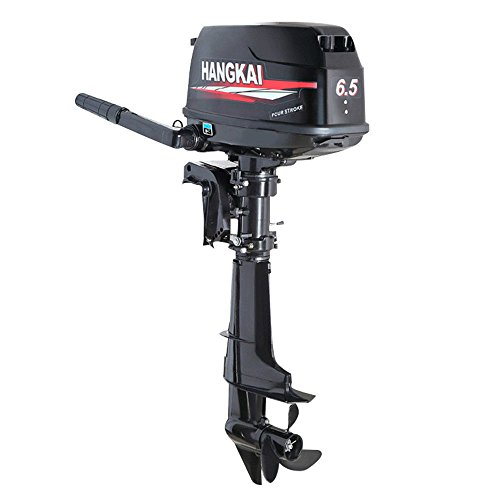 Why Should You Buy WUPYI Outboard Motor,6.5HP 4 Stroke Outboard Motor Engine Fishing Boat Motor Engi...