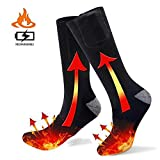 Heated Socks for Men Women, Heating Socks for Winter Sports Motorcycle Riding Hunting...