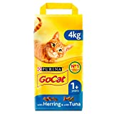 Go-Cat Adult Dry Cat Food Tuna Herring & Veg 4kg