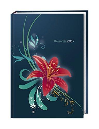 Ranke 17-Monats-Kalenderbuch A6 - Kalender 2017: 17 Monate. Von August 2016 bis Dezember 2017.