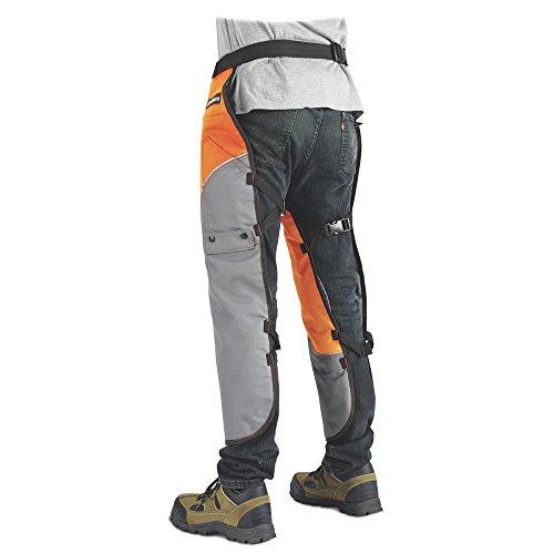 Husqvarna 587160702 Chain Saw Chaps Protective Functional Leg Wear