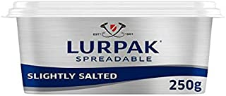 LURPAK Spreadable Butter, Salted, 250g - Chilled