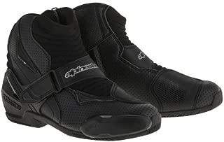Alpinestars SMX-1 R Vented Boots (50) (Black)