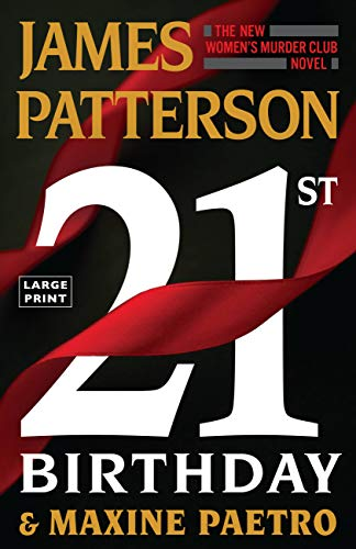 21st Birthday (Women's Murder Club) (English Edition)