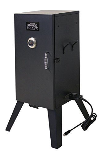 Why Should You Buy Smoke Hollow 26142E  26-Inch Electric Smoker with Adjustable Temperature Control