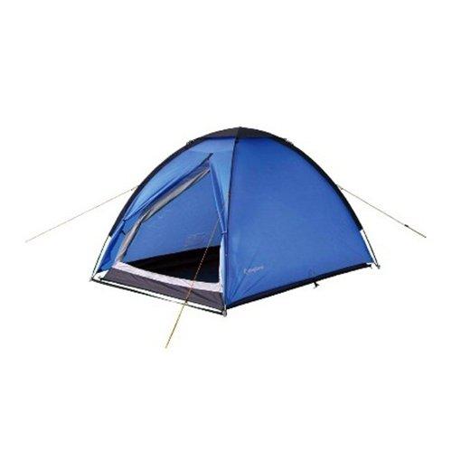 KingCamp Backpacker - Tienda de campaña impermeable para 2 personas