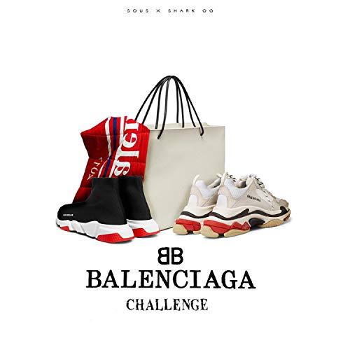 Balenciaga Challenge (feat. Sous) [Explicit]