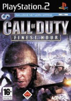 Call of Duty Finest Hour PS2 - Konsolen-Spiele