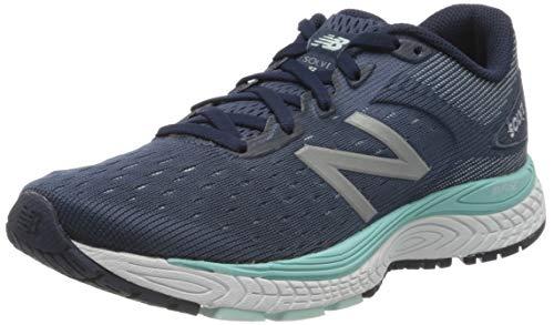 New Balance Wsolv B, Zapatillas para Correr de Diferentes Deportes para Mujer, Navy, 40.5 EU