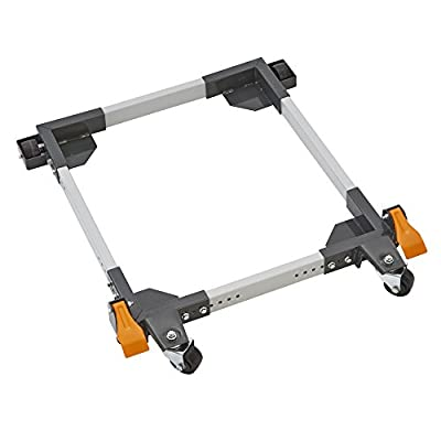 Bora Portamate PM-3500-Industrial Strength Universal Rolling Mobile Base That Makes Your Heaviest Power Tools Easy to Move from Affinity Tools