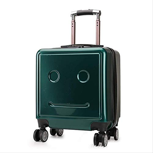 STBB Maleta Pegatina Emoji 18 Pulgadas Robot