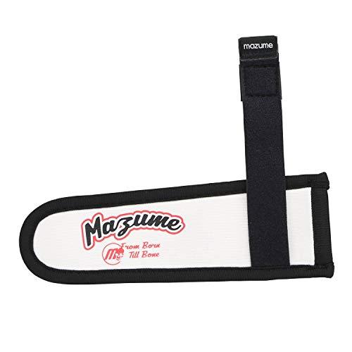mazume 2ピースロッドティップカバー MZAS-502-06 mazumeロゴホワイト FREE