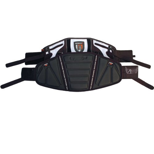 Ocean Rodeo Session Harness (Gen 3, Medium, Black)