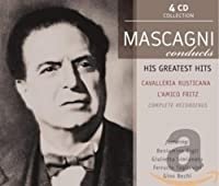 Mascagni Conducts His Greatest Operas